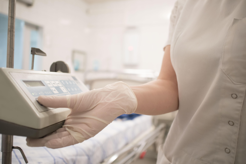 Beatmungs- und Intensivpatienten